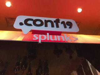 Splunkのカンファレンスへ行ってきました